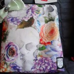 "Tasche ""Skulls and Roses"""